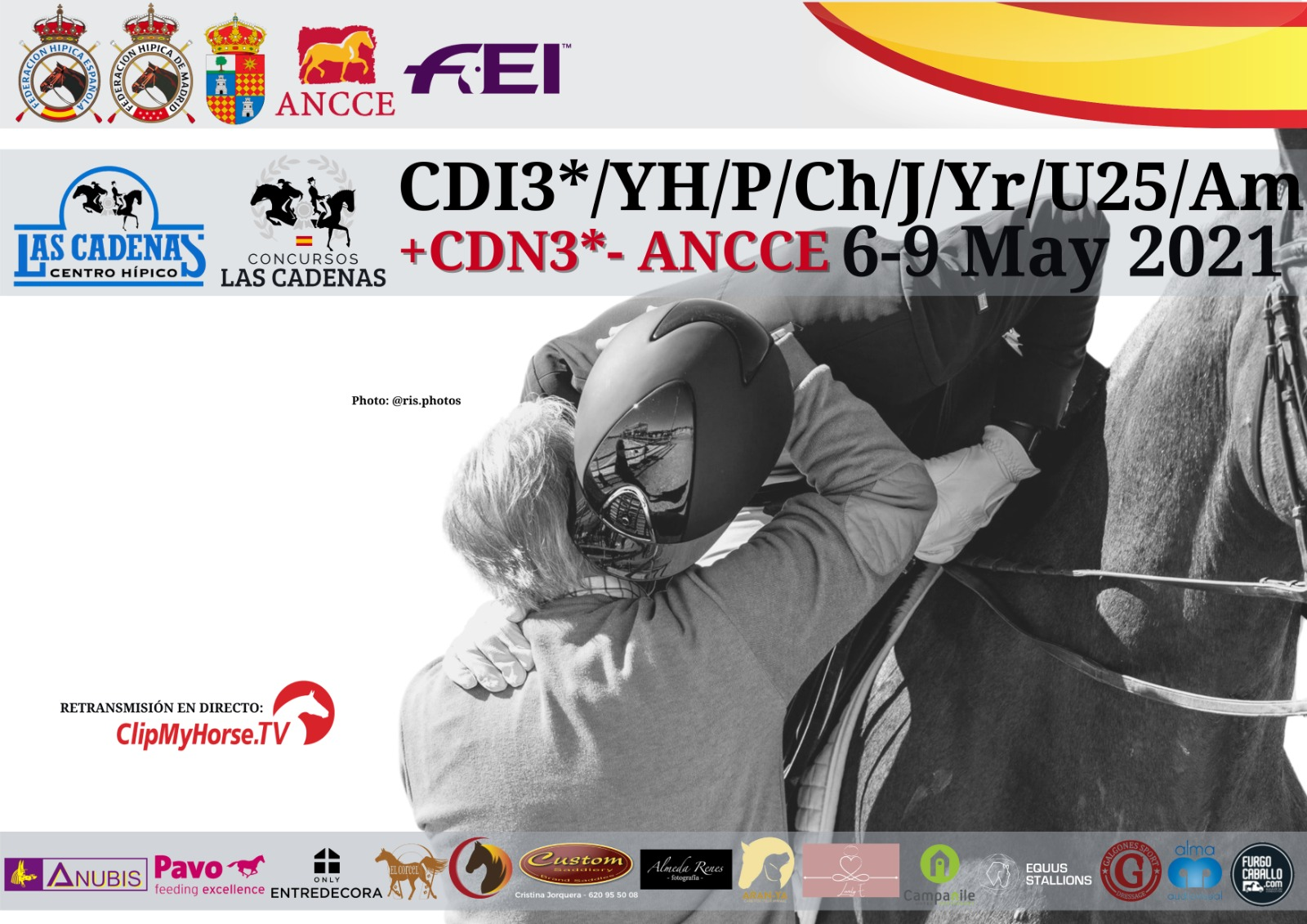 CDI3* & CDN3* Las Cadenas | may'21