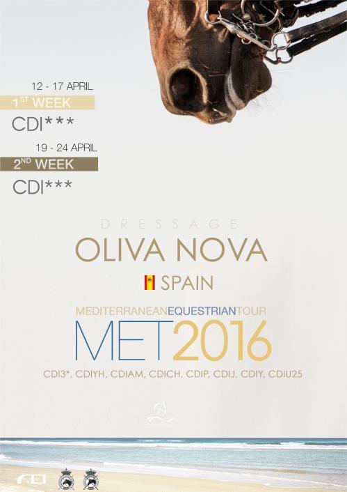CDI3* Oliva Nova - 2nd week