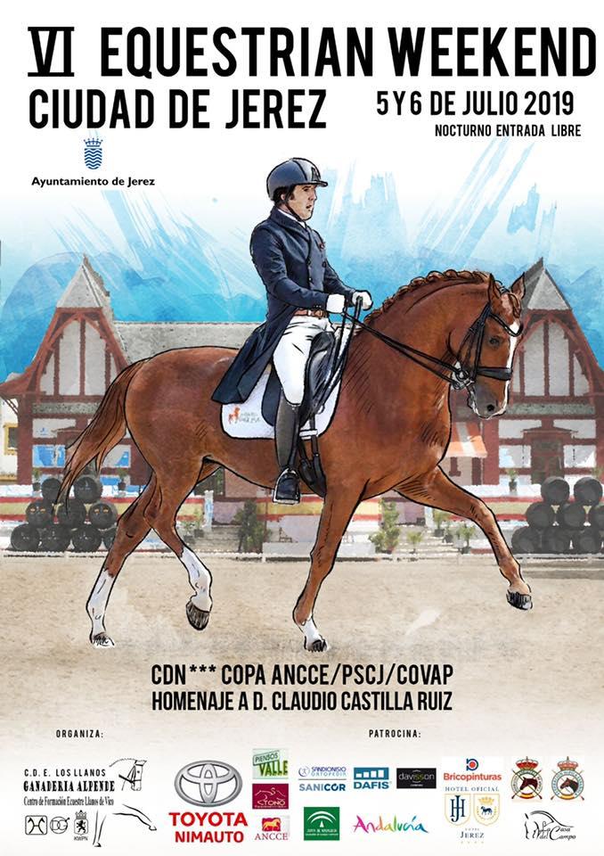 CDN3* Copa ANCCE   VI Equestrian Weekend Ciudad de Jerez